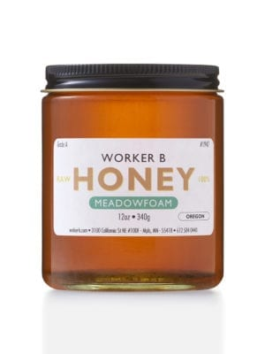 Meadowfoam Honey by Worker B