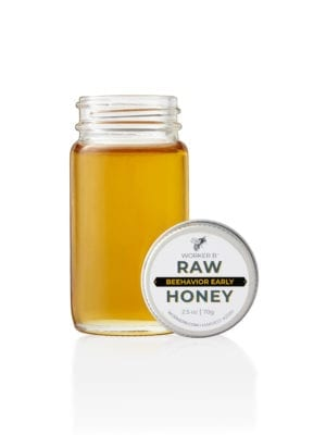 Beehavior Ranch Raw Honey (Mini) presented by Worker B