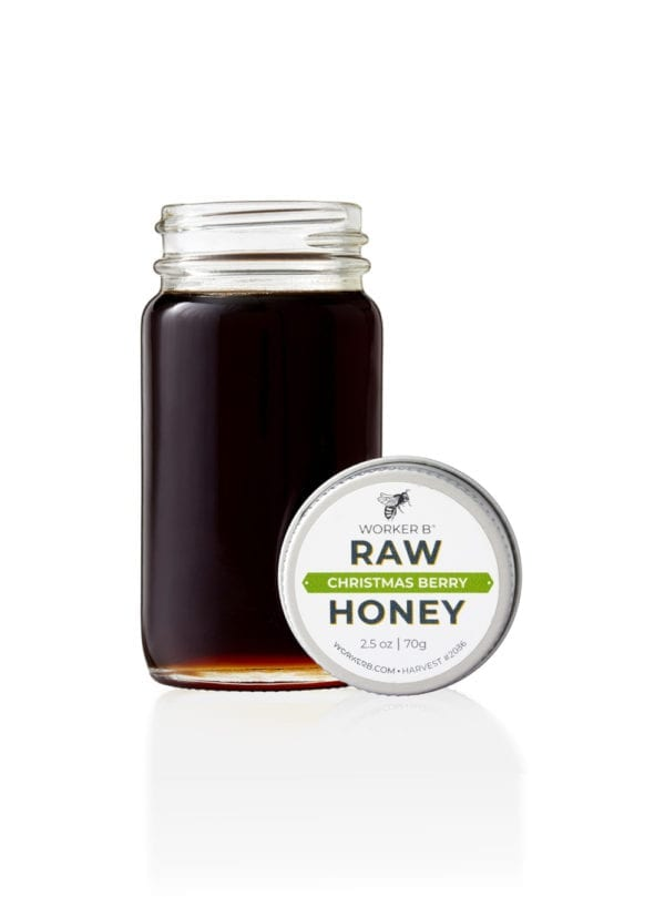 worker-b-raw-honey-mini-christmas-berry