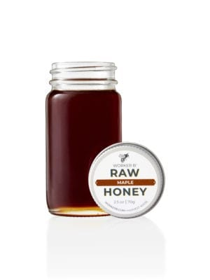 Maple Honey (Mini) by Worker B