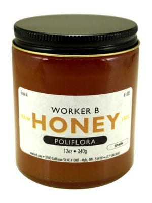 Poliflora (Multiflower) Honey by Worker B