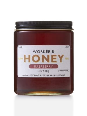 Raspberry Honey by Worker B