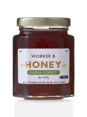 Sheka Forest Honey by Worker B
