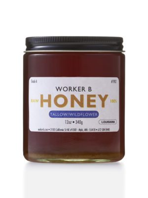 Tallow Wildflower Honey by Worker B