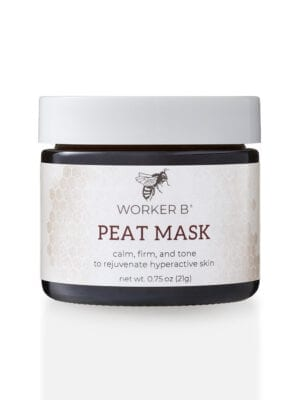 Peat Mask by Worker B