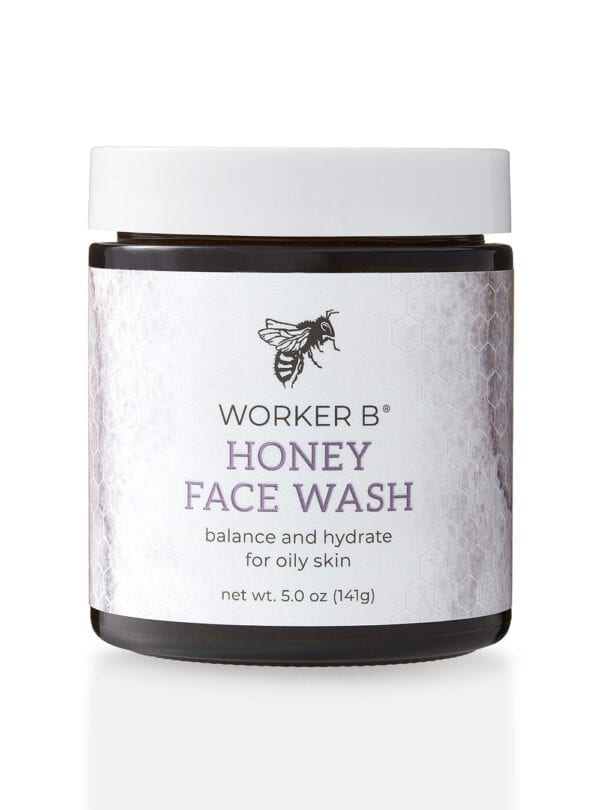 worker-b-skincare-raw-honey-face-wash-normal-to-oily-skin