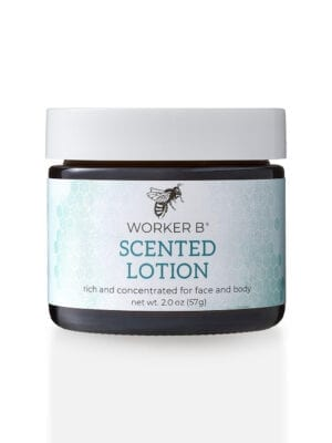 Scented Lotion by Worker B