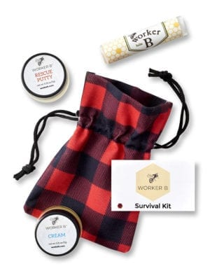 Survival Kit by Worker B