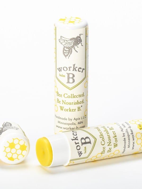Worker B Treatment Stick